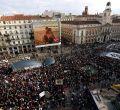 Quinto aniversario del 15-M: regreso a la Puerta del Sol