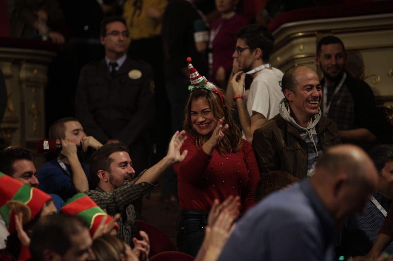 Sorteo de la Lotería de Navidad 2018