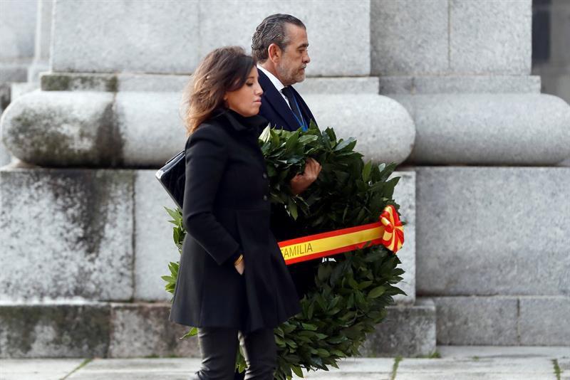 El nieto de Franco, Jaime Martínez-Bordiú y su pareja Marta Fernández