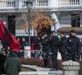 La extrema derecha camina por el centro de Madrid