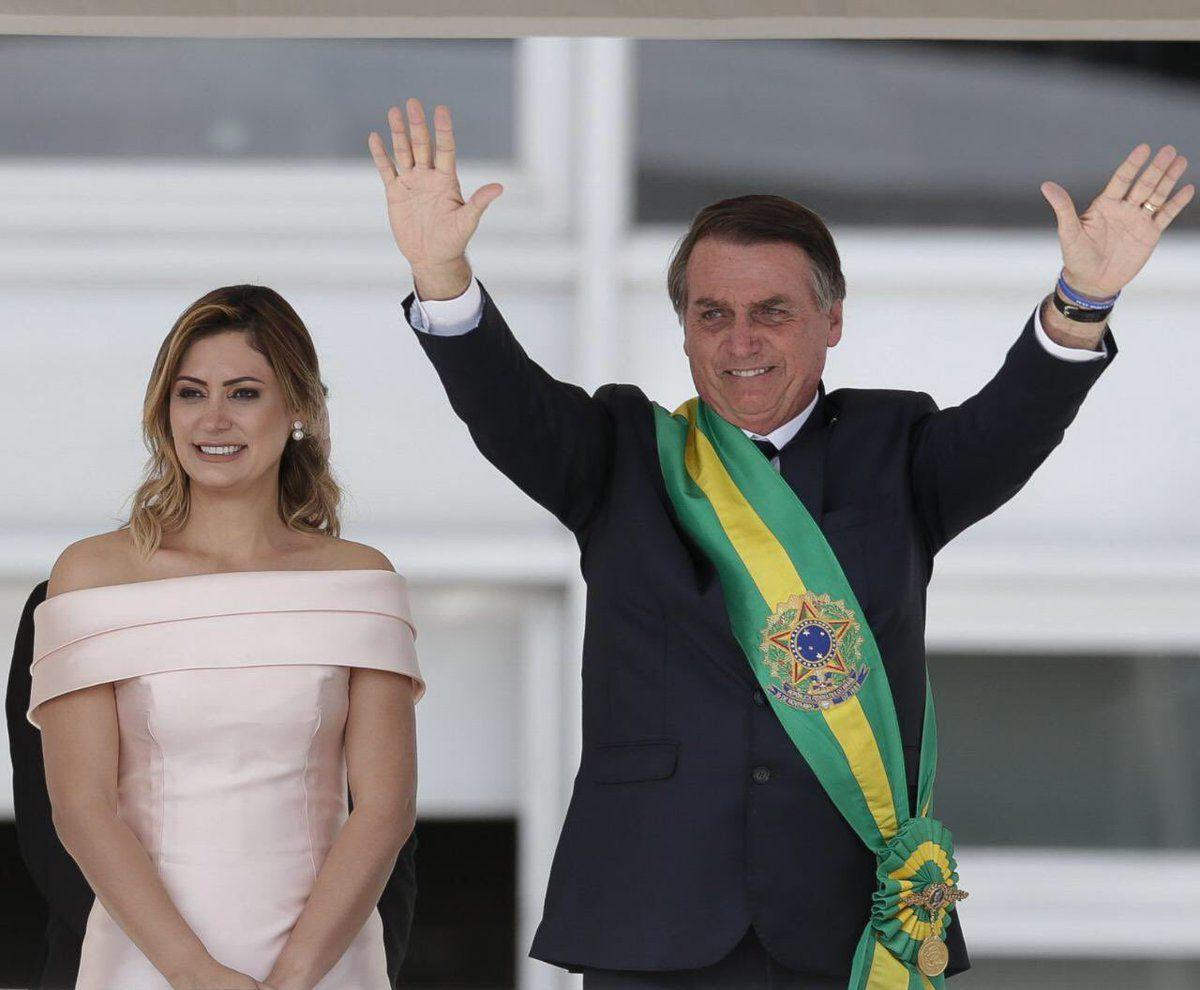 1 de enero: el año comenzaba con el ascenso al poder de Jair Bolsonaro en Brasil, otro país que daba el mando a un líder populista y ultraconservador