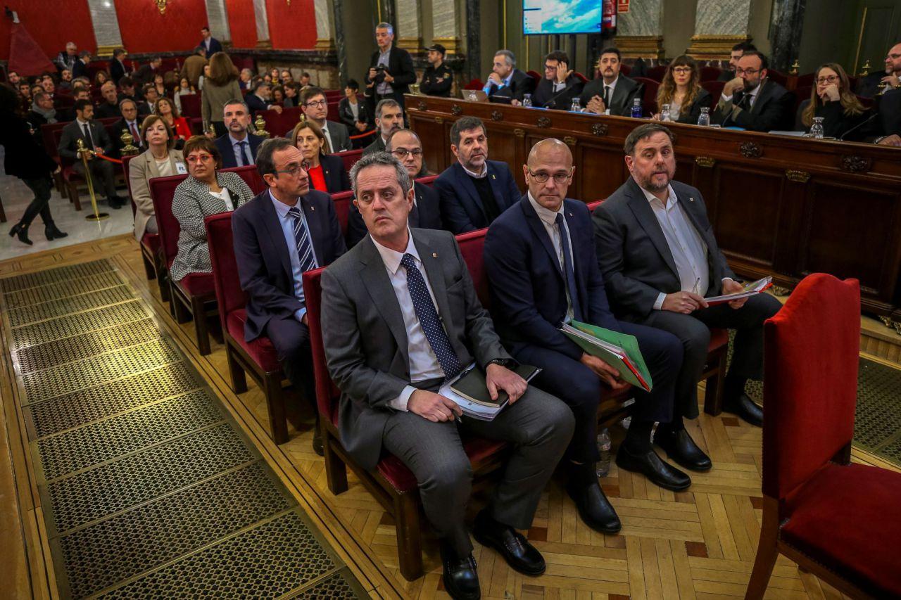14 de octubre: llegaba la tan esperada sentencia del caso del procés, donde el Tribunal Supremo condenaba a los principales líderes políticos independentistas catalanes a varios años de prisión por delitos como sedición y malversación