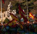 España Existe protesta contra Pedro Sánchez y su nuevo gobierno