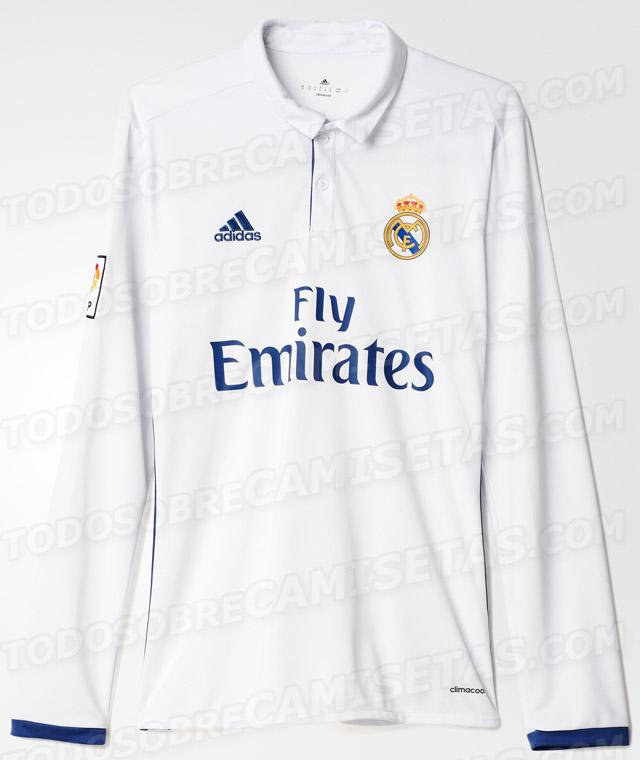 Revolucionaria camiseta del Real Madrid para la próxima temporada ... acfd7d860aab5