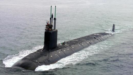 China devuelve a EEUU un submarino pero reprocha al país de Trump el tratamiento que ha dado al incidente