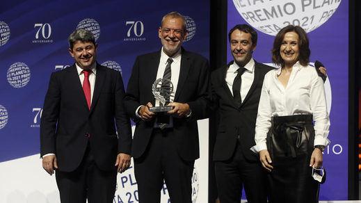 Los 4 ganadores de los Premios Planeta 2021