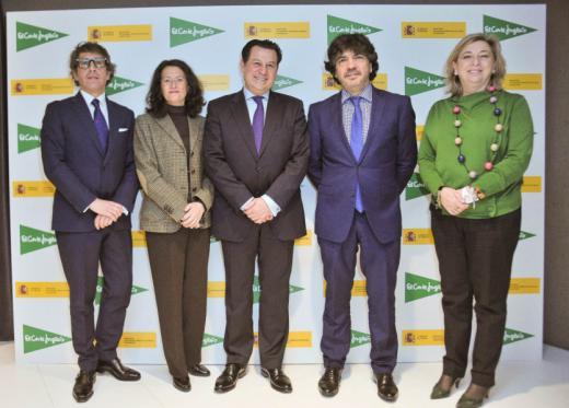 Pablo Tauroni_ Ester Uriol_ Manuel Pinardo_ Mario Garcés y Lucía Cerón