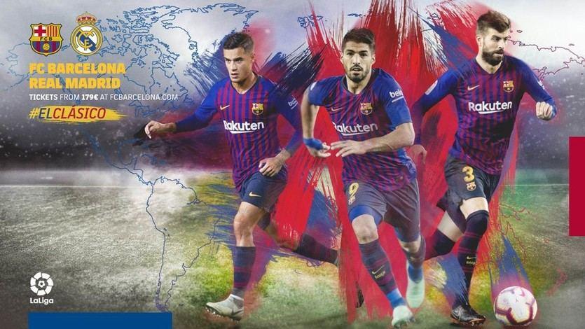Llega el Clásico que sentará sentencia a Lopetegui: dónde verlo y a qué hora es el Barça-Madrid
