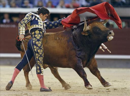 San Isidro: por fin una corrida de gran interés con toros (4) y toreros (2)
