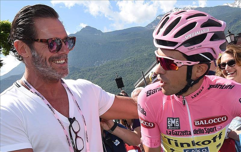 Fabio Aru (Astana) repite triunfo y Contador se asegura virtualmente el Giro