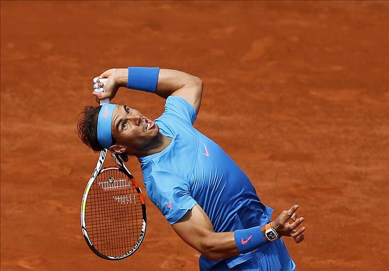 Nadal, como Djokovic, a octavos de Roland Garros sin ceder un set