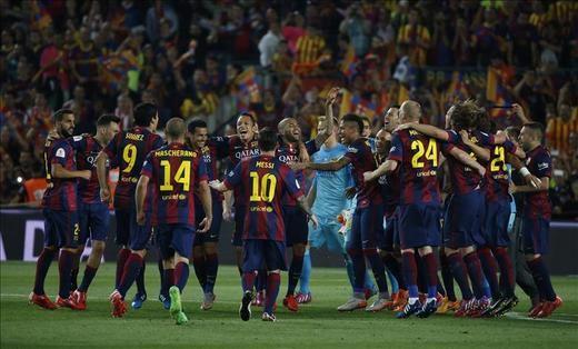 No hubo milagro: los millones pueden a la fe y el Barça gana la Copa a un digno Athletic (3-1)