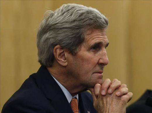 John Kerry inicia hoy su primera visita a España con una reunión con Margallo