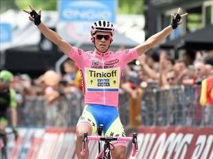 Contador conquista su segundo Giro y ya piensa en el Tour