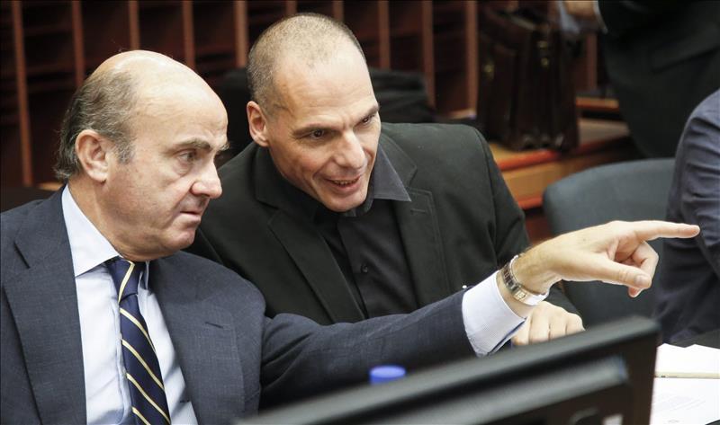 El Eurogrupo cierra la puerta a la prorroga del rescate de Grecia