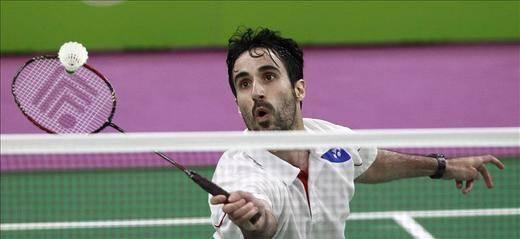 Pablo Abián gana el oro en badminton y culmina la treintena de medallas en los Europeos de Bakú
