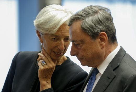 El FMI echa cuentas: calcula que Grecia necesita una financiación extra de 50.000 millones