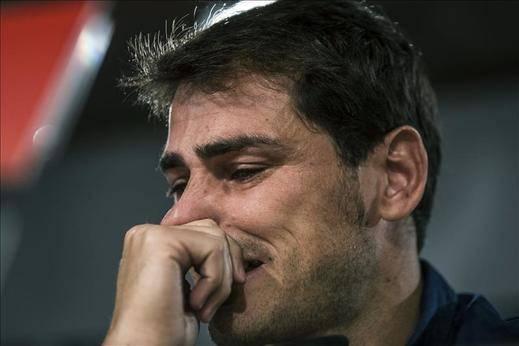 La penúltima parada de Iker Casillas. El adiós más emotivo del capitán
