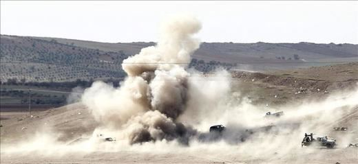 Turquia bombardea el norte de Irak en su ataque contra el EI