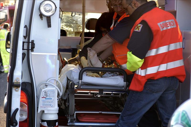 Tres menores portuguese fallecen en un accidente de tráfico