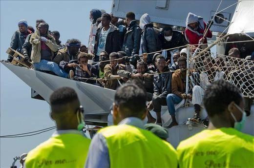 Nueva tragedia en el Mediterráneo