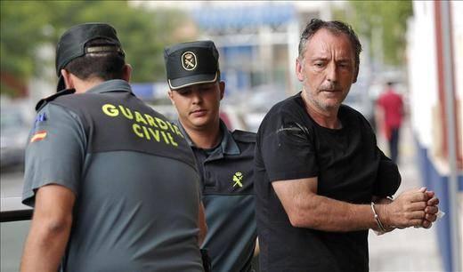 Hallan muerto al edil de Serra acusado de matar a su mujer