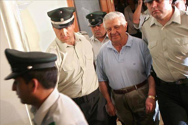 Muere el general Contreras, máximo represor de la dictadura de Pinochet