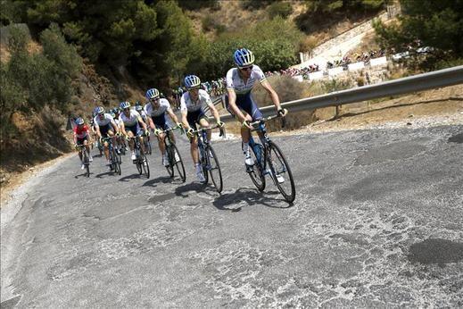 Peter Sagan se resarce de su maldición del Tour con una victoria en la Vuelta