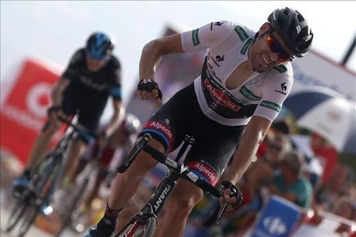 Dumoulin gana la etapa de Cumbres del Sol
