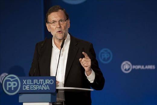 Rajoy dice ser garantía contra el secesionismo frente a un PSOE 'preso de pactos'