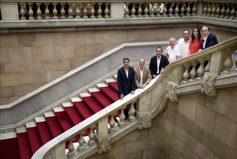 El primer dato sobre la participación en las elecciones de Cataluña