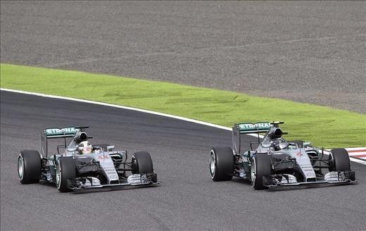 Hamilton gana en Suzuka e iguala a Ayrton Senna con 41 victorias