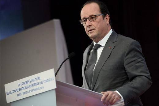 Hollande cifra en 16 el número de muertos en las inundaciones en en el sureste de Francia