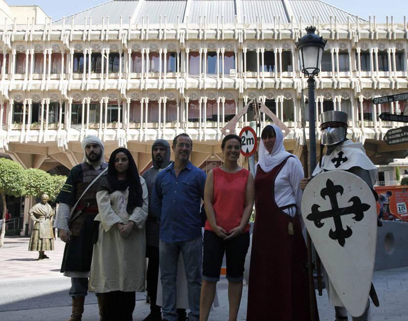 Alarcos revivirá este fin de semana su famosa batalla