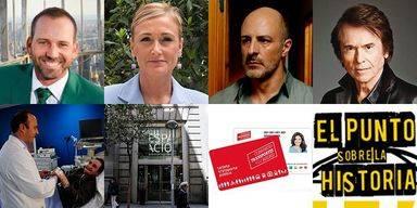 Raphael, Cifuentes y Sergio García, entre los ganadores de los 'Premios Madrid'