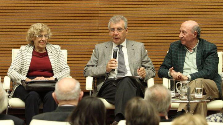 'Madrid, de la Transición a la Democracia', el nuevo libro del cronista de la Villa de Madrid, Pedro Montoliú