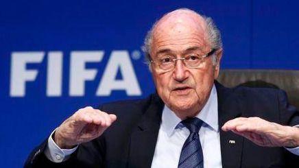 'Nada nuevo bajo el sol': Joseph Blatter, reelegido presidente de la FIFA