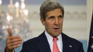 Kerry anula su visita a España y será repatriado tras el accidente de bicicleta