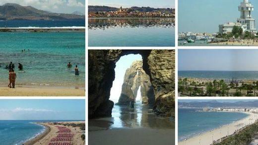 Las 10 mejores playas para visitar con niños de España