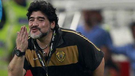M�s amigos para siempre: Maduro cree que Maradona debe ser el nuevo presidente de la FIFA