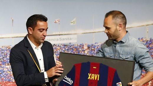 Xavi, el mítico '6' culé, se despide de su club… pero volverá