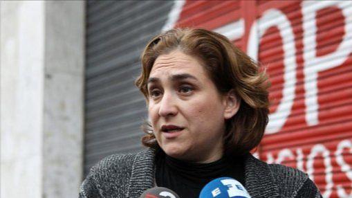Ada Colau 'desoye' a Junqueras: