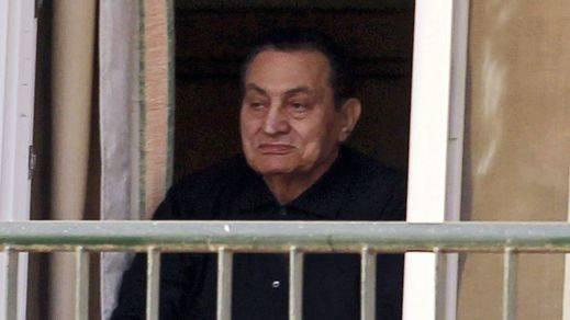 La justicia egipcia ordena volver a juzgar al ex presidente Mubarak por la muerte de manifestantes