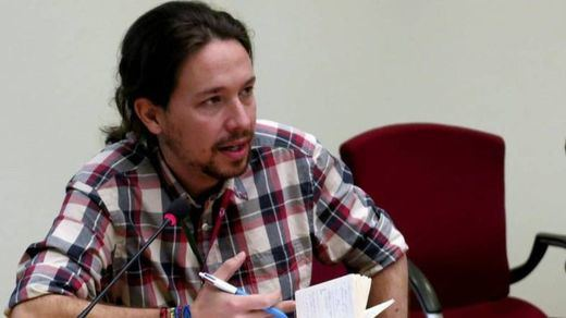 Iglesias se congratula de que el PSOE haya empezado a cambiar gracias a Podemos