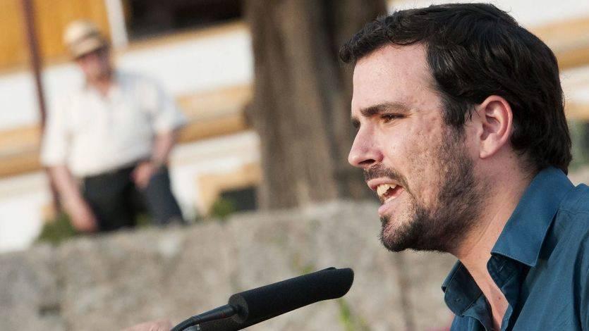 Garzón niega que IU se vaya a disolver pero apuesta por ir a las generales en candidaturas de unidad