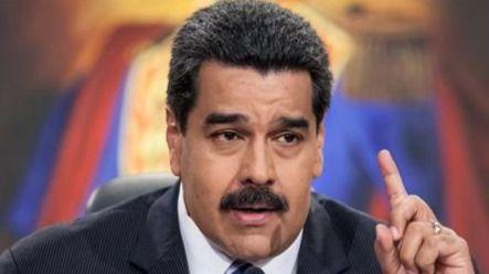 Maduro suspende su viaje a Roma por un virus