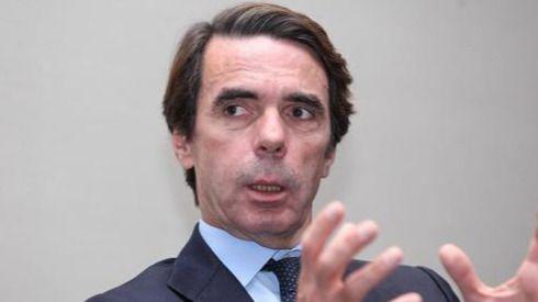 Aznar avisa de que