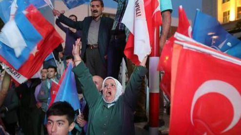 Turquía sorprende con una victoria de la izquierda y un descalabro de Erdogan en las elecciones