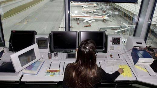 Comienza la huelga parcial de controladores aéreos: podría afectar a 5.300 vuelos durante la semana