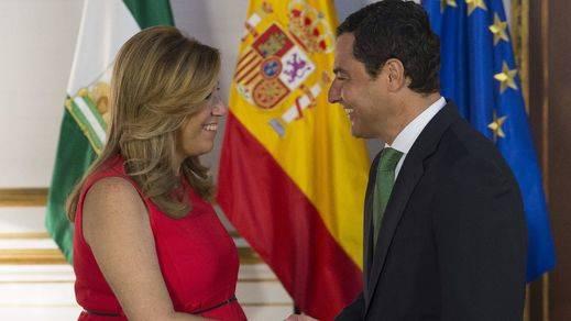 El PP de Andalucía vuelve a dar una negativa a Susana Díaz para apoyar su investidura